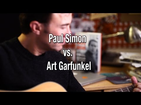 Paul Simon vs. Art Garfunkel
