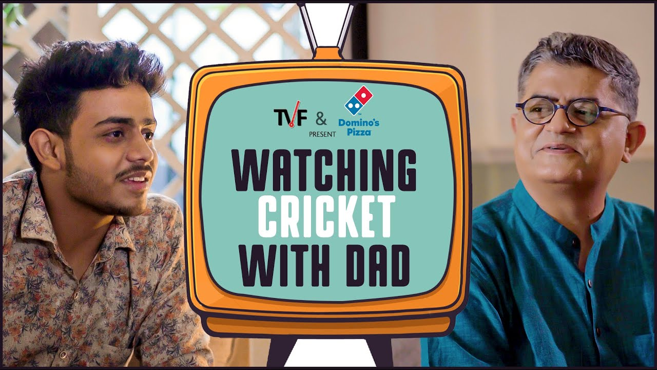 TVF's Watching Cricket with Dad ft. Gajraj Rao and Shardul Rana