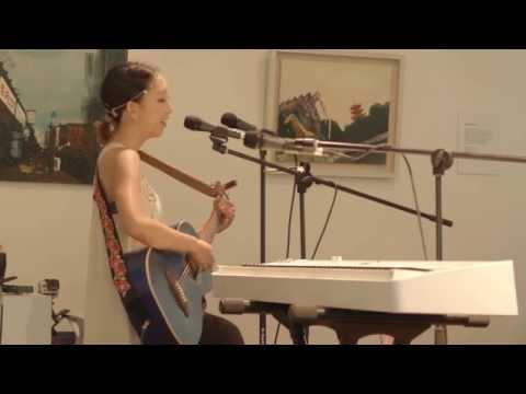 Rie fu Acoustic Live at Japan Creative Centre, Singapore
