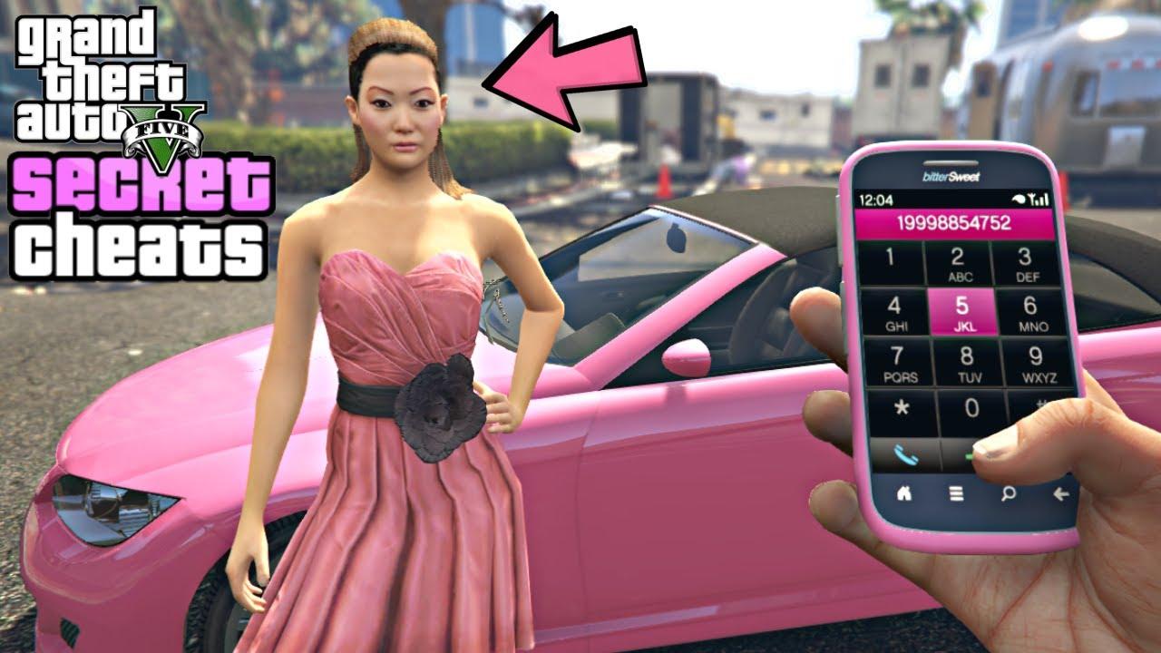 GTA 5 - Secret Phone Cheats 2021! (PC, PS4, PS5, Xbox One & Xbox 360)