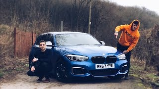 First Video Collecting My 2018 BMW M140i Shadow Edition - Collection Day!