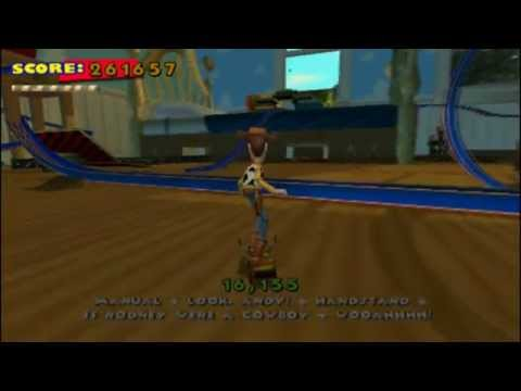 Disney S Extreme Skate Adventure Ps2 Gameplay Youtube
