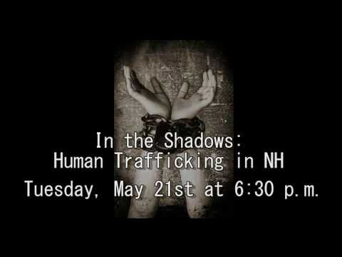 In the Shadows: Human Trafficking in NH at the Goffstown Public Library