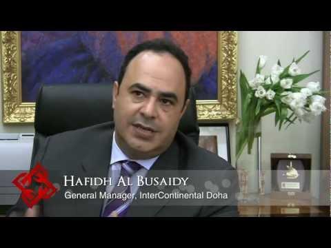 Executive Focus: Hafidh Al Busaidy, GM, InterContinental Doha