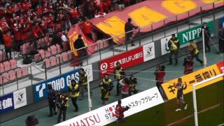 (田中隼磨)名古屋グランパス vs松本山雅 20150307 田中隼磨 検索動画 27