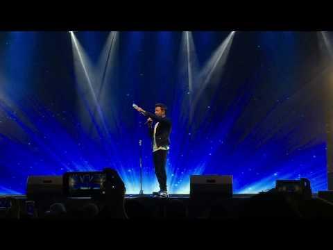 Beautiful In White - Shane FIlan (Live Concert Always Love Tour Surabaya)