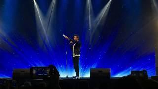 Video Beautiful In White - Shane FIlan (Live Concert Always Love Tour Surabaya) download MP3, 3GP, MP4, WEBM, AVI, FLV Juni 2018