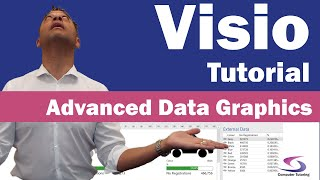 Visio Tutorial on Advanced Data Graphics