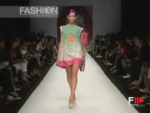 "Fashion Show ""Agatha Ruiz de la Prada"" Spring Summer 2008 ..."