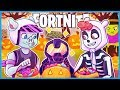 *HALLOWEEN* with 11 YEAR OLD CONNOR in Fortnite: Battle Royale! (Fortnite Funny Moments & Fails)