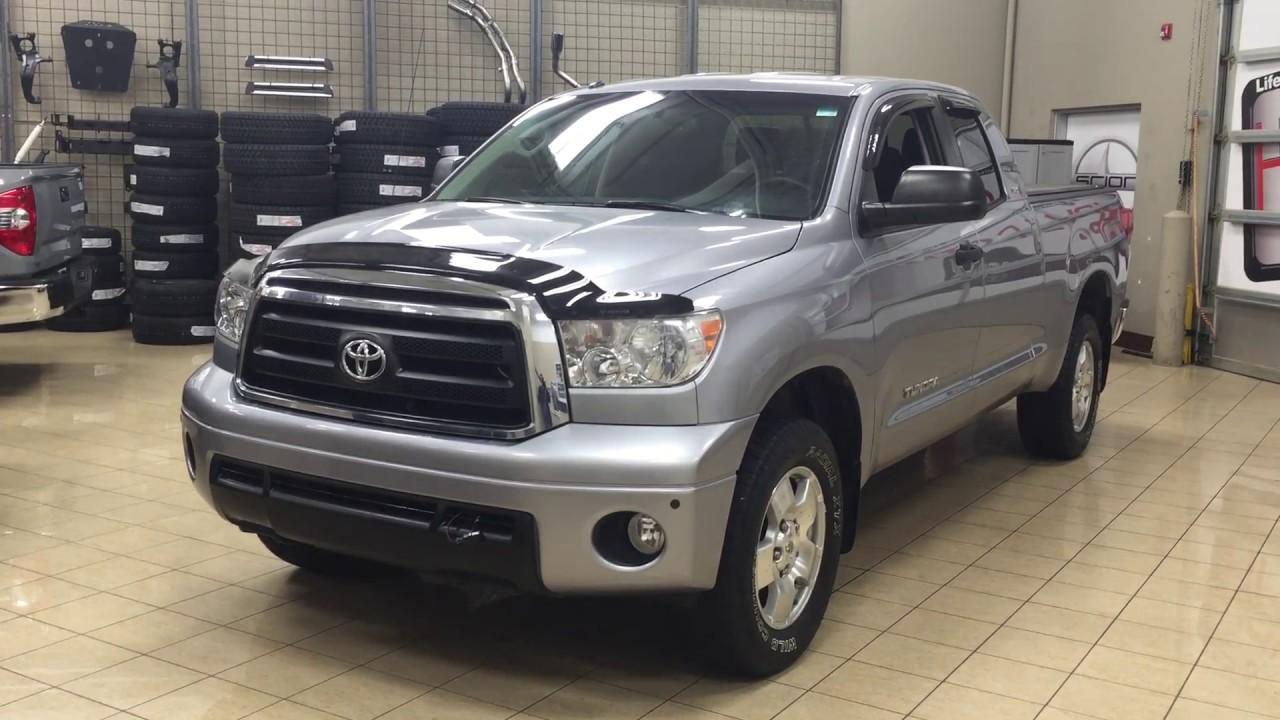 2012 Toyota Tundra TRD Off Road Review