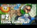 Mario Kart 8 Wii U - (1440p) Part 2 - 150CC Flower Cup
