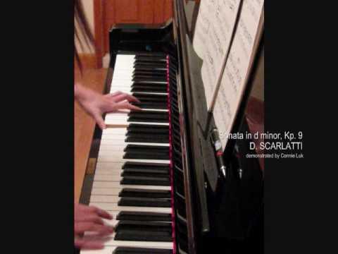 ABRSM Gr.6 A3 Sonata in d minor Kp.9