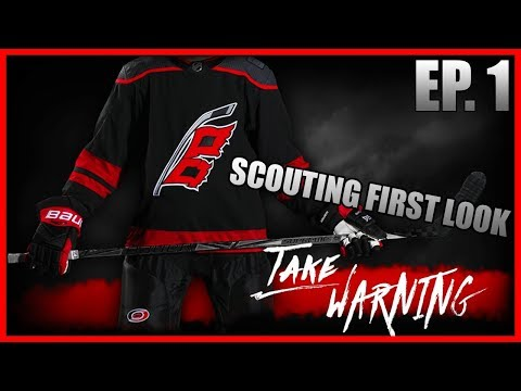 NEW SCOUTING FIRST LOOK - NHL 19 - Carolina Hurricanes Franchise Mode Ep. 1