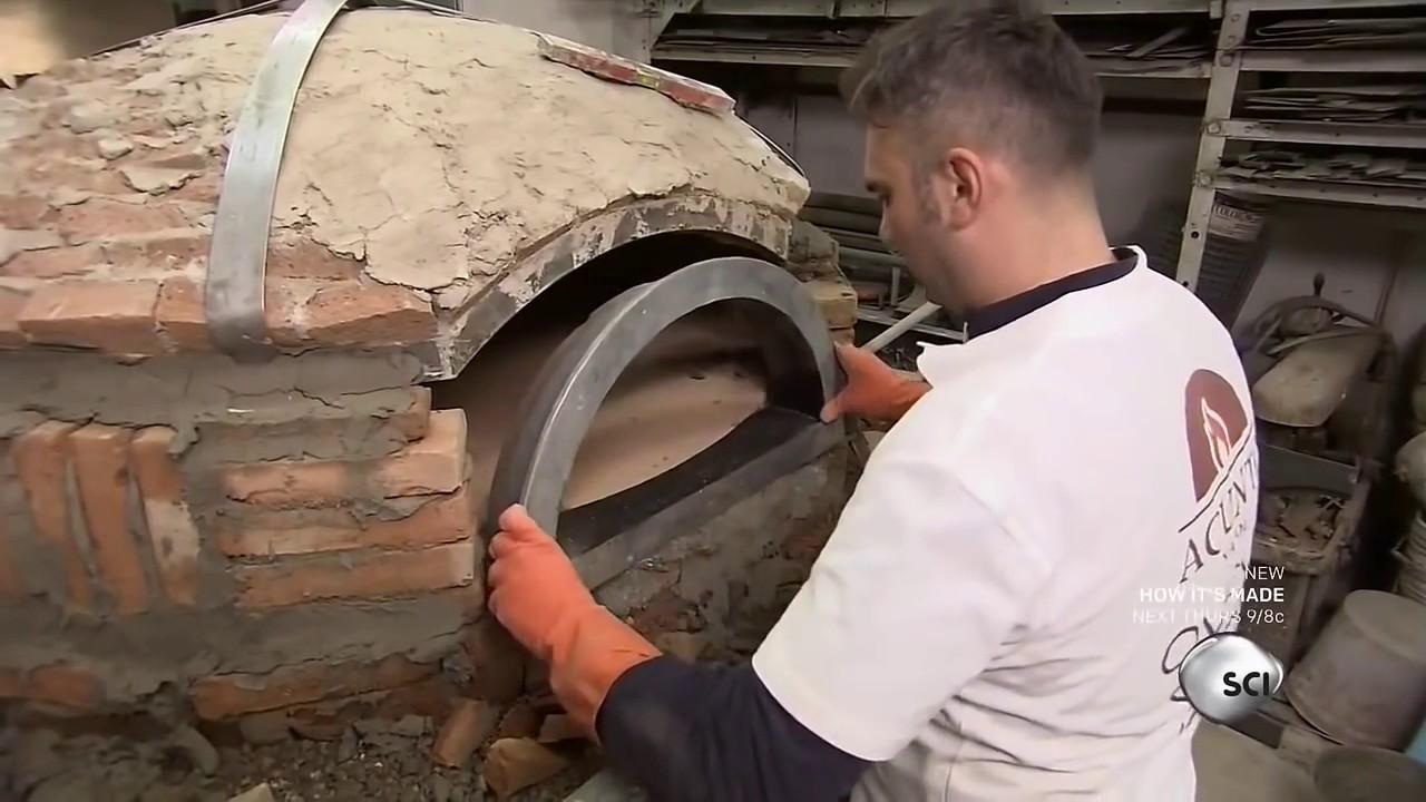 Como Se Fabrica Un Horno De Lena Para Pizzas Youtube - Como-construir-un-horno-de-lea