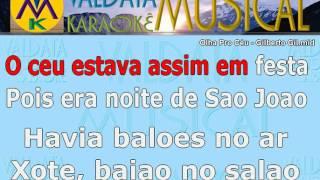 Olha Pro Céu   Gilberto Gil   KARAOKE