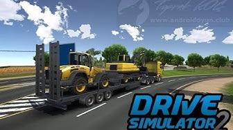 Drive Simulator 2 Android HİLELİ - Kısa Oynanış Videosu