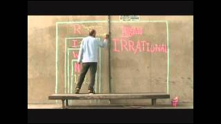 420math: The Real Number Set, Part 1 of 2 (The Language of Mathematics #3)