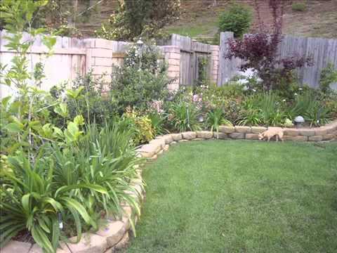 Yard Gardens Ideas I Garden Yard Art Ideas I Front Yard Garden Bed