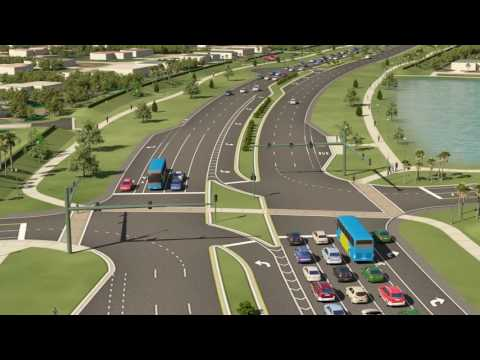 Crosstown Parkway Extension Project