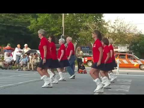 Dancing and Music Summer 2017, Hendersonville, NC: Starring Alexa and Casey (Music on Main)