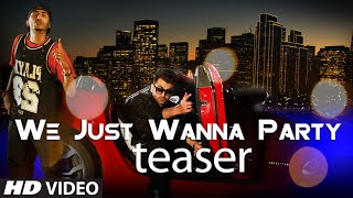"Nyvaan : ""We Just Wanna Party"" Song Teaser Ft. Dr. Zeus 