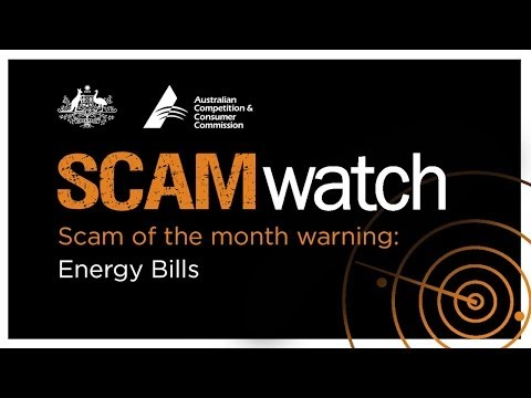 Scam of the month warning: Energy bills