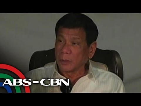 ANC Headlines: Duterte unmoved by Marcos' fake war medals, records