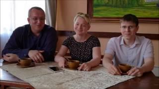 Aleksandra Burykina - Ребята из БФП - IPF беседуют в Жировичском монастыре(Обратите внимание: * Все видео, предс..., 2016-06-07T19:37:29.000Z)