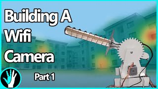 DIY Radio Telescope Version 2: Wifi vision - Part 1