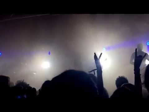 Haken - Pareidolia (Euroblast 2015) 60 fps