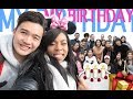 MY FIRST BIRTHDAY IN JAPAN! | A M B W COUPLE ADVENTURE! | VLOG#35