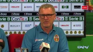 ONTV LIVE: Sandro Pochesci pre Salernitana-Ternana U. thumbnail