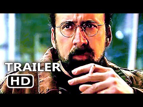 LOOKING GLASS Official Full online (2018) Nicolas Cage Movie HD