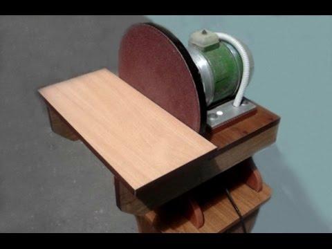 видео: Самодельный  шлифовально-наждачный станок