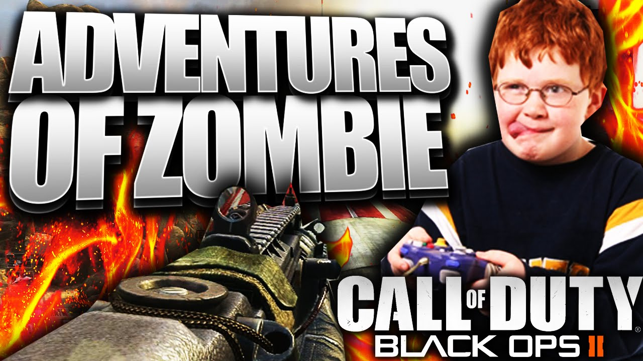 CUTE KID GETS FRUSTRATED ON XBOX - BO2 Funny Moments & Trolling