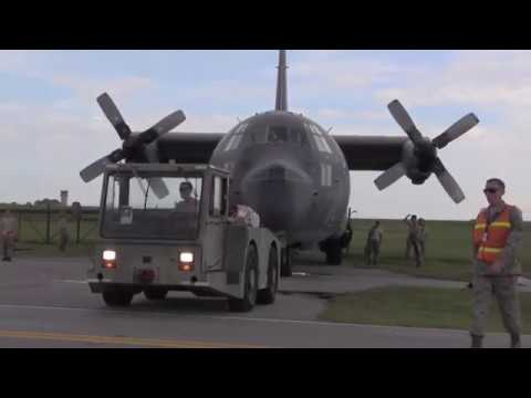 LIVE ACTION AC 130 SPECTRE MISSION UNDER NIGHT LIVE FIRE  THE AIRCRAFT LEGENDARY