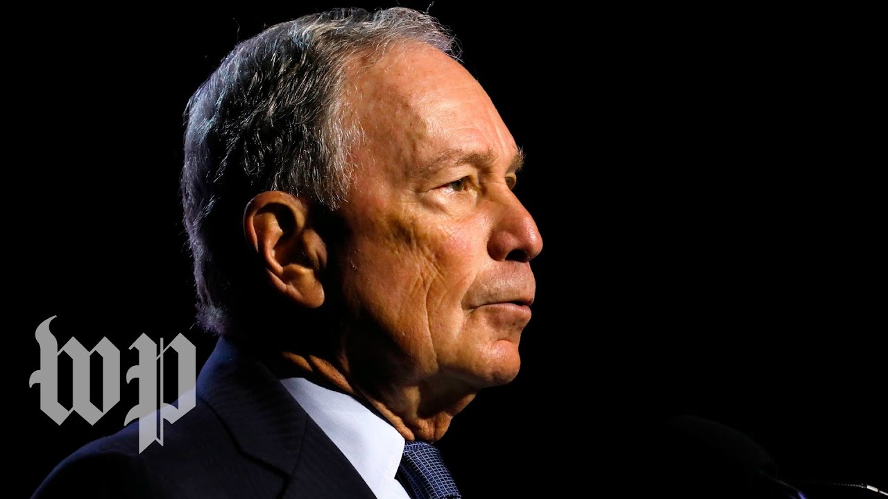 Michael Bloomberg Joins 2020 Democratic Field for ...