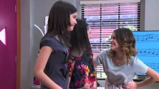 Violetta 2 - En Mi Mundo en italiano con la prima de Francesca