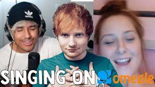 Ed Sheeran Singing on Omegle! EP5
