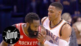 Thunder winning streak worth praise? Rockets losing streak worth concern? | The Jump | ESPN