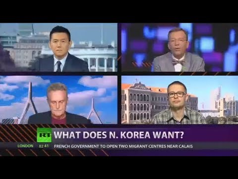 CrossTalk: What Does N. Korea Want?