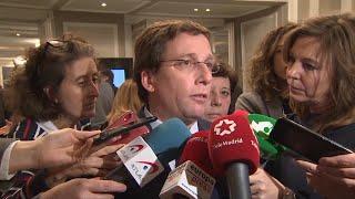 """Almeida cree que el Gobierno busca """"crispar"""" con la ley de eutanasia"""