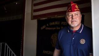 I Am The American Legion: Paul Espinoza