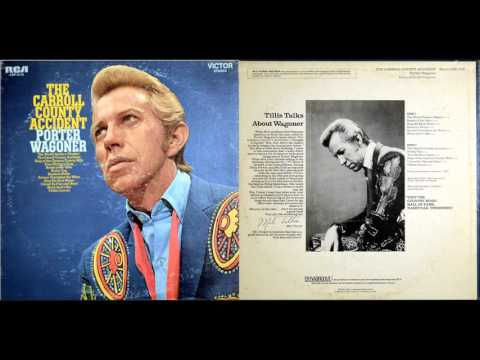 Porter Wagoner The Carroll County Accident Lp