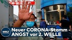"""CORONAVIRUS IN CHINA: """"Kriegsmechanismus"""" gegen neuen Corona-Stamm in Peking ausgelöst"""