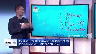 Ini Dia Equity Crowdfunding, Investasi Bagi Kaum Milenial