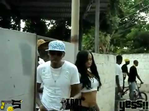 Vybz Kartel Straight Jeans & Fitted Video Shoot oh!.mp4