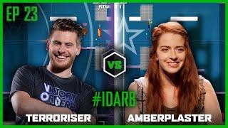 EP 23 | #IDARB | Terroriser vs AmberPlaster | Legends of Gaming