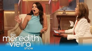 "Katie Lowes Spoils ""Scandal"" Season 4 Finale! 